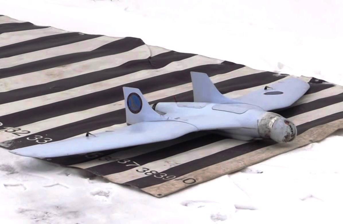 ВУкраинском государстве проводят тестирования беспилотника «Фурия»
