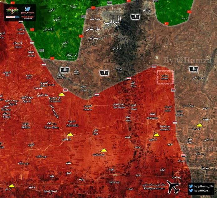 Будет ли группировка ИГИЛ окружена в Эль-Бабе?