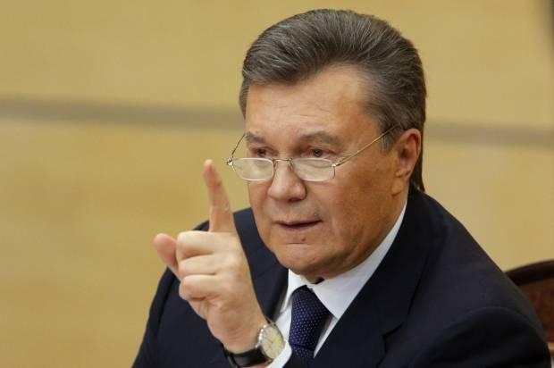 Генпрокуратура РФ не станет задерживать Януковича по запросу из Киева