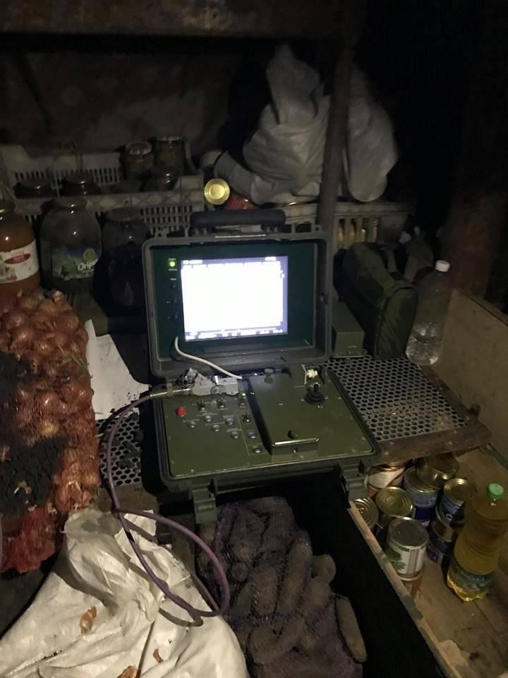 ВСУ установили на линии разграничения противотанковые комплексы «Стугна-П»