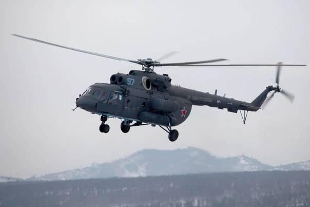 Внешние покупатели ожидают Ми-8АМТШ-ВА