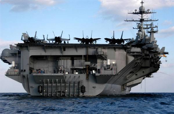 США приводят в полную боеготовность свои силы в Персидском заливе