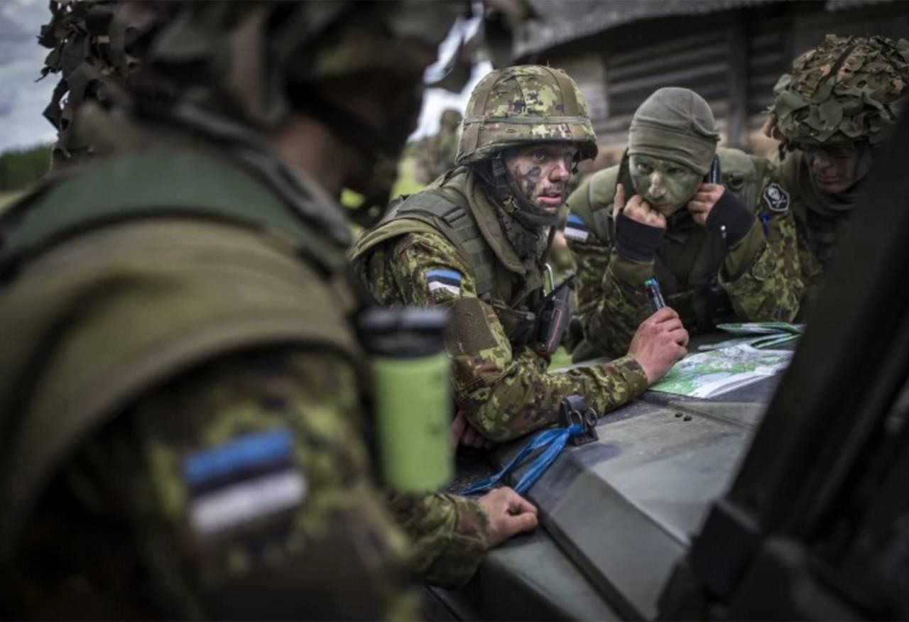 Эстонский солдат не смог обидеть русского ребёнка