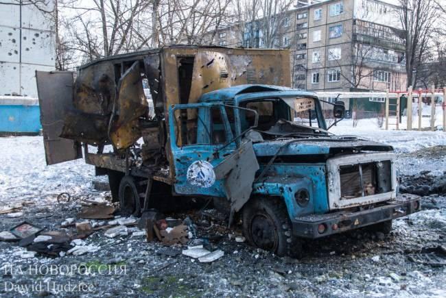 Сводка за неделю (30 января-5 февраля) о военной и социальной ситуации в ДНР от военкора «Маг»