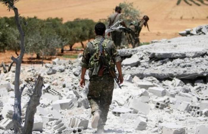 Турецкие войска и ССА вошли в Эль-Баб