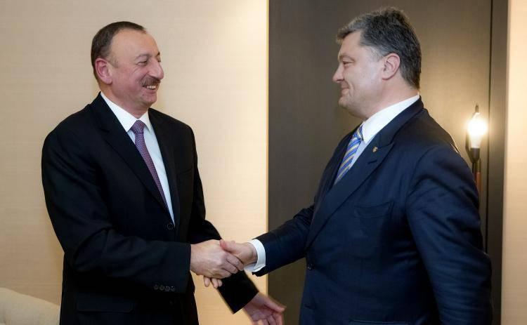 Украина планирует расширить военное сотрудничество с Азербайджаном