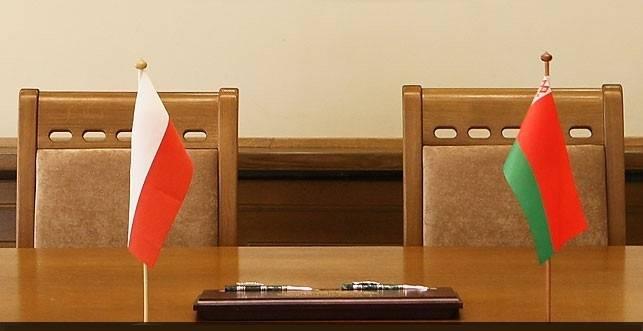 Польская делегация в Белоруссии. Два метода — одна цель