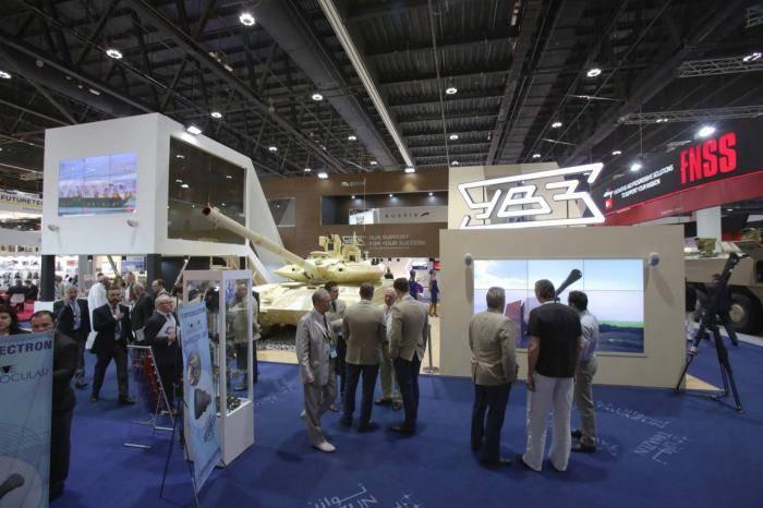 УВЗ впервые представит боевой модуль на выставке в Эмиратах