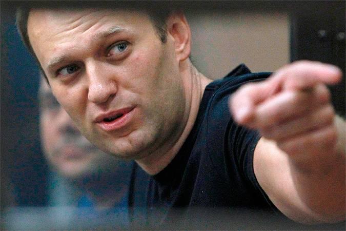 Навальный: хотите посадить? Тогда я в президенты пойду!