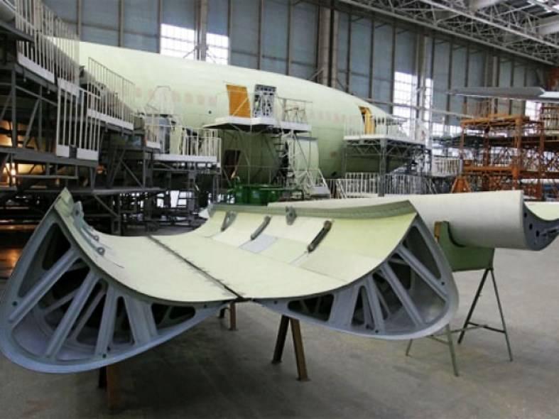 ОАК и «Ильюшин» заключили контракт на создание пассажирского самолёта Ил-96-400М