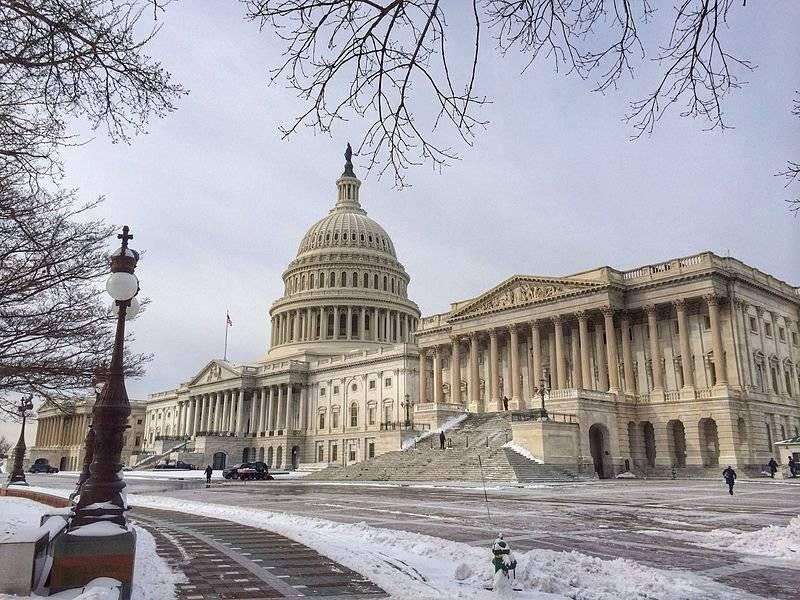 Американский конгресс выступает за санкционный пресс