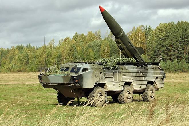 """Американские СМИ: в Сирию поставлено 50 баллистических ракет """"Точка"""""""