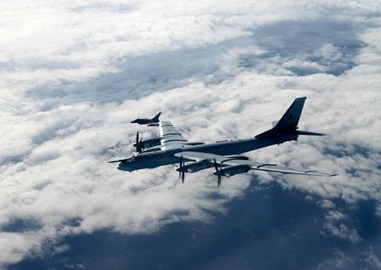 Более 20-ти самолётов дальней авиации переброшены на оперативные аэродромы