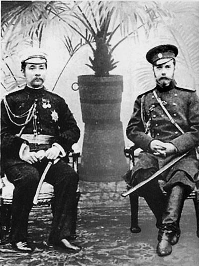 Сиамский принц и русский офицер. Как зарождались отношения России и Таиланда