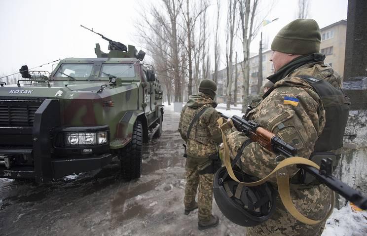 ВСУ стягивают артиллерию и танки для наступления в районе Авдеевки и Дебальцево