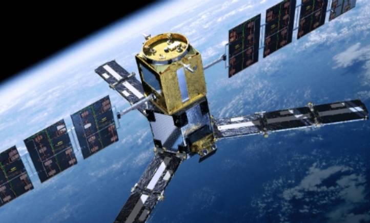 Американский спутник-шпион пролетел над территорией Донбасса