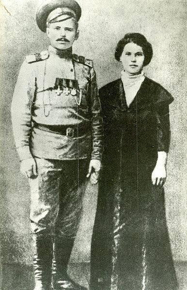 Herói popular Vasily Chapaev