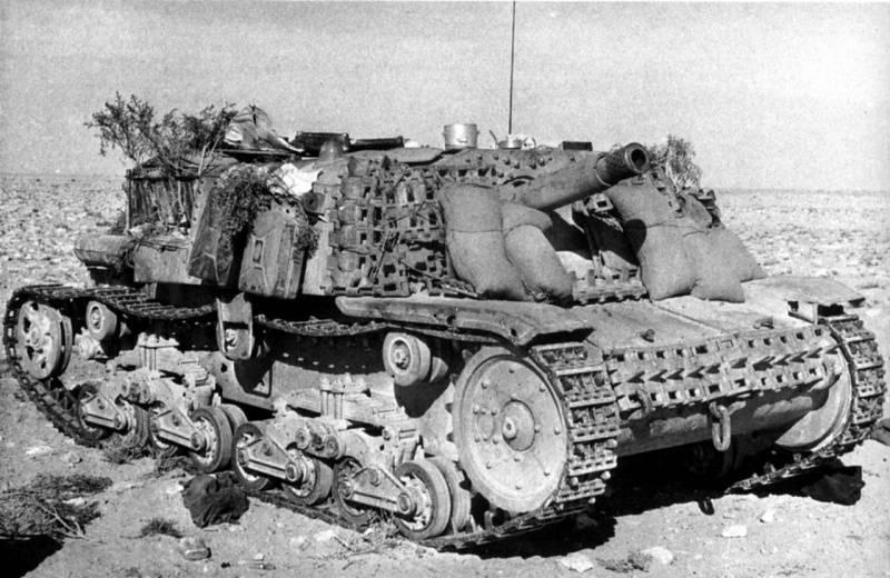 Самоходные гаубицы Второй мировой войны. Часть 3. Semovente da 75/18