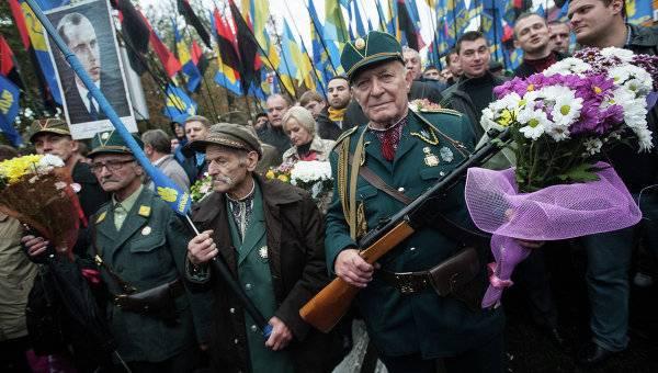 Киев заявил о невозможности отказа от УПА