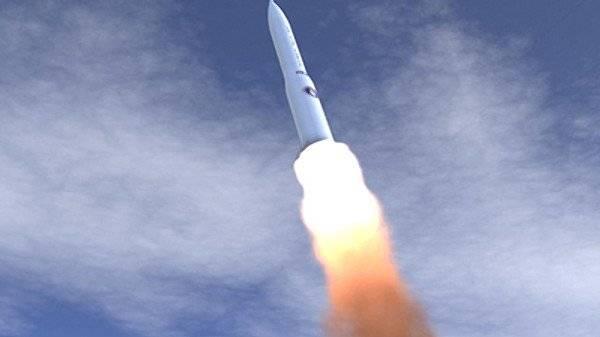 Состоялся запуск МБР Minuteman III