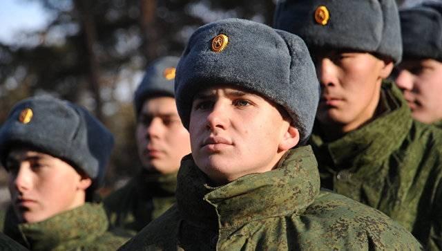 Думский комитет одобрил службу по контракту лиц, не пребывающих в запасе
