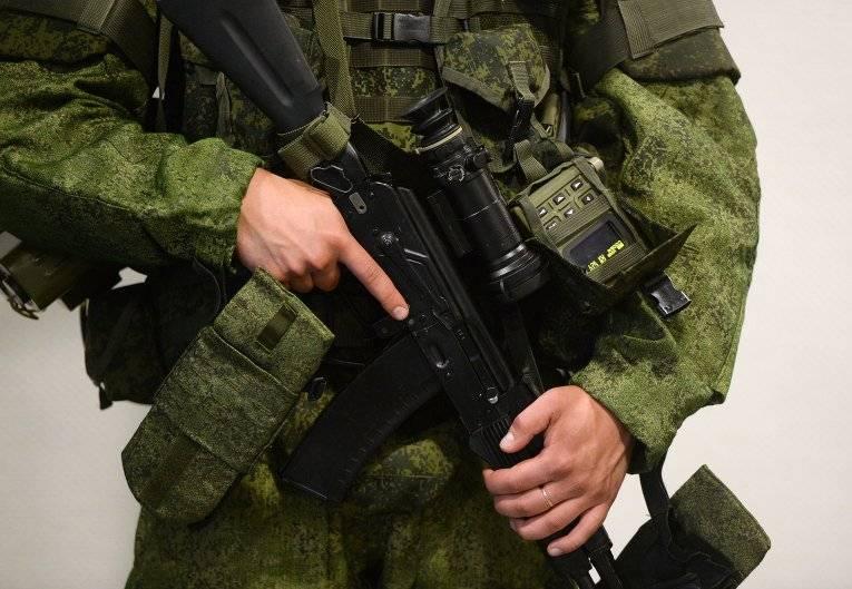 Войсковые испытания автоматов для экипировки «Ратник» продлятся до конца года