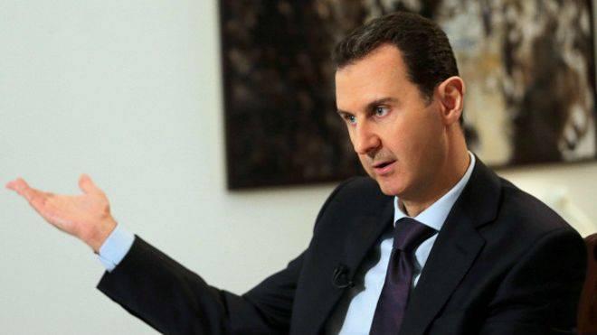 В каком случае Асад готов открыть двери Сирии для американских военных
