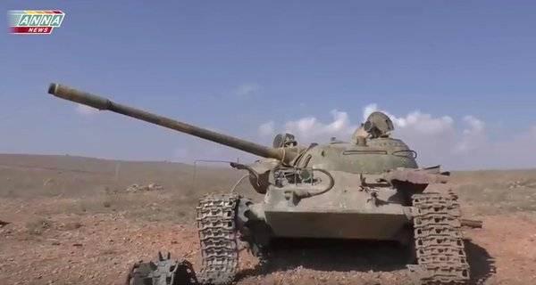 """Анализ опыта и тактики боевого применения танков """"Халифата"""" в Сирии и Ираке"""