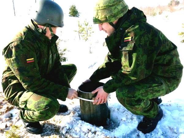 Вегетарианцы заставили МО Литвы создавать новое меню
