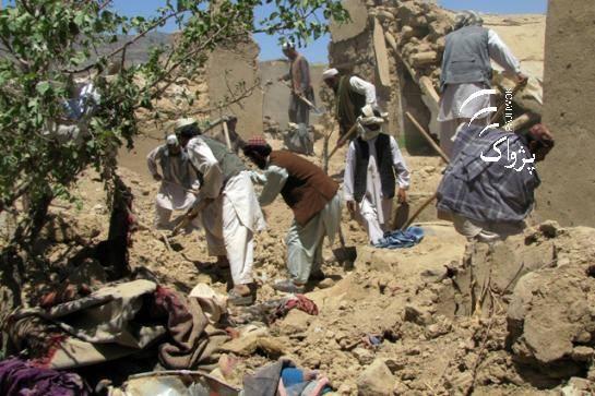 В результате натовского авиаудара в афганской провинции Гильменд погиб 21 мирный житель