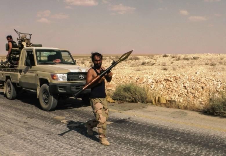 Фэллон: Ракка может быть полностью изолирована к весне
