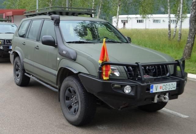 Словения закупает новые бронеавтомобили MMV Survivor