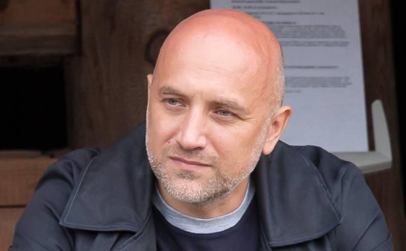 Захар Прилепин стал заместителем командира батальона в ДНР