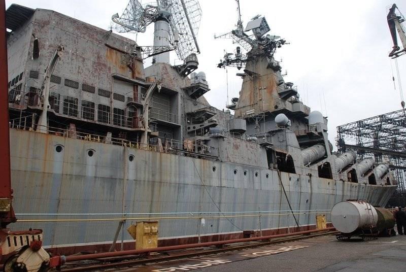 «Ленинской кузнице» выделили 91 млн. грн. на ремонт «Гетмана Сагайдачного»