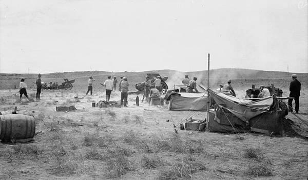 Кавказский фронт в 1917 году. Наступление корпуса Баратова в юго-западной Персии