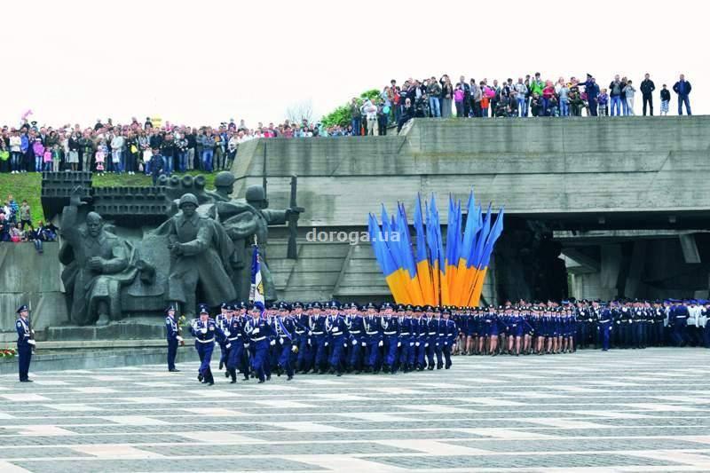 Die Ukraine lehnt den Tag des Sieges ab