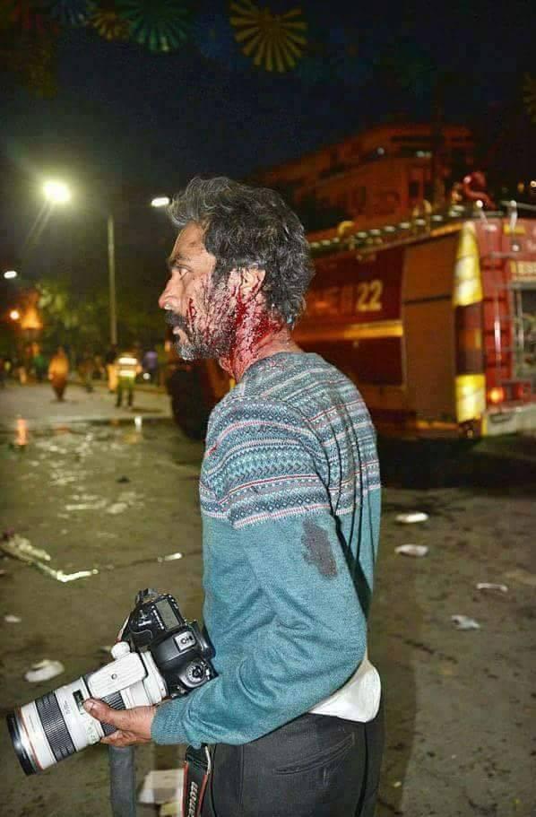 Крупный теракт в пакистанском Лахоре