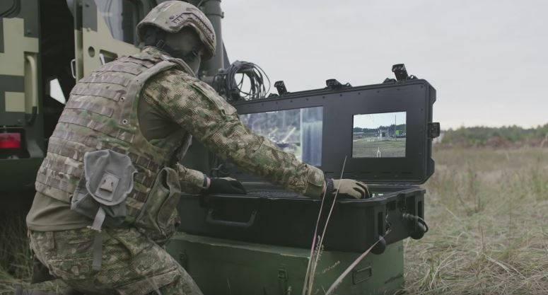 Украина покажет в ОАЭ дистанционно управляемый комплекс