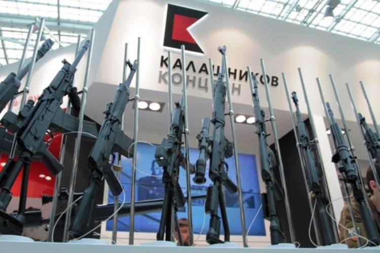 «Калашников» поставил в Индонезию первую партию ружей «Сайга»