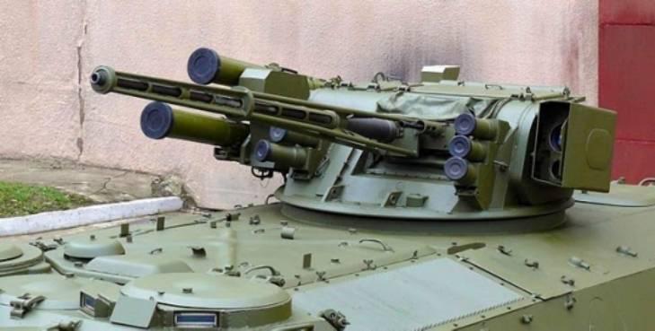 Объем производства 30-мм пушек на Украине вырос в 3 раза