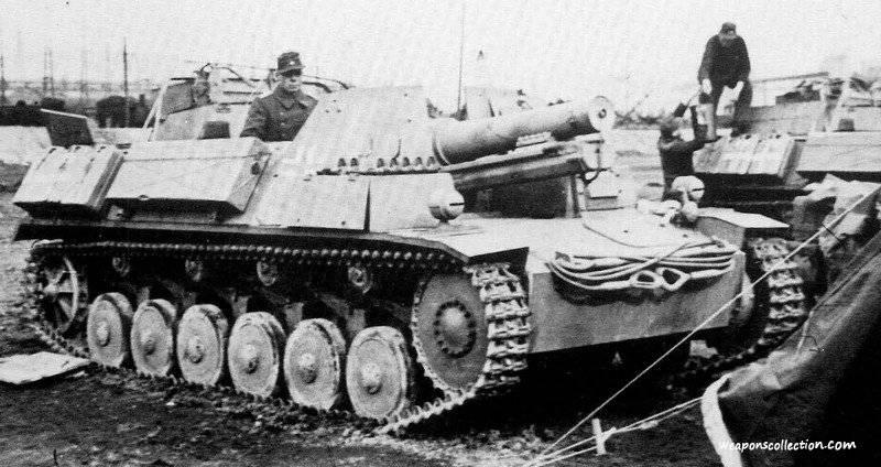 Самоходные гаубицы Второй мировой войны. Часть 4. Редкие немецкие САУ