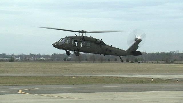 Пентагон планирует модернизацию парка вертолетов UH-60L