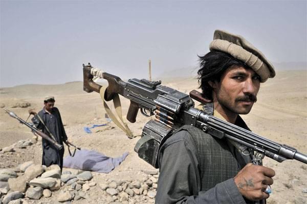 Талибы взяли под свой контроль очередной город на севере Афганистана