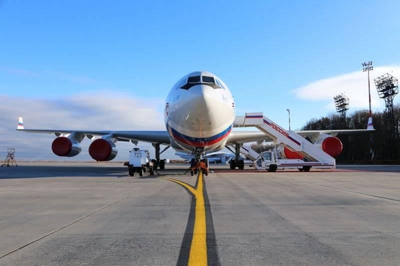 Модернизированный Ил-96 может заменить иностранные пассажирские самолёты