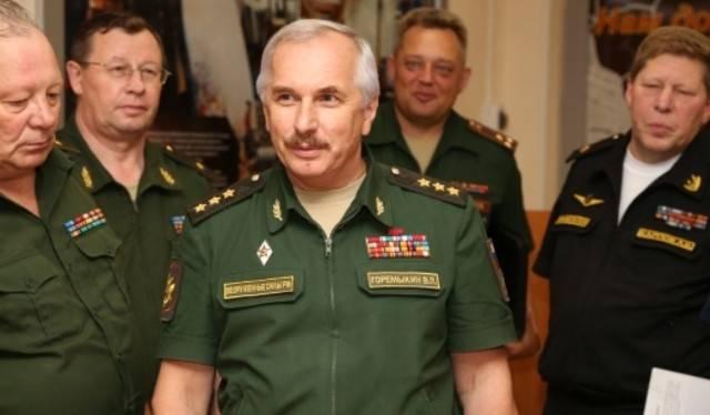 Кадровая ситуация в вооруженных силах России