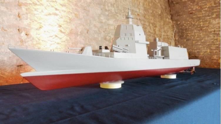 В Италии начались подготовительные работы по постройке первого корабля PPA