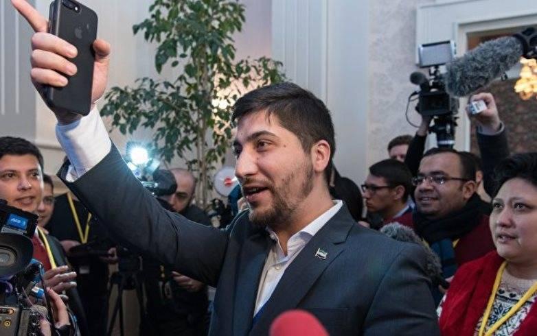Представители «Свободной сирийской армии» приедут на переговоры в Астану