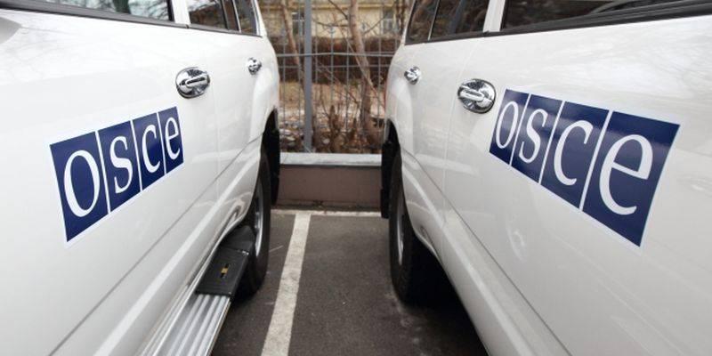 Инспекции СММ ОБСЕ сознательно препятствовали украинские снайперы