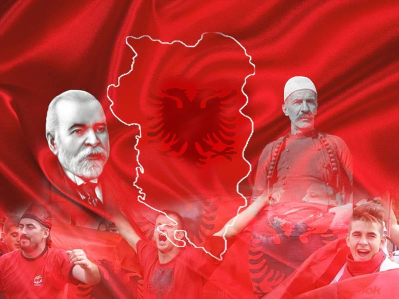 «Холодная война» по-албански. Албанские националисты от борьбы против Энвера Ходжи до подготовки к войне в Косово