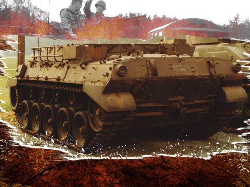 Многоцелевая бронированная машина M39 (США)